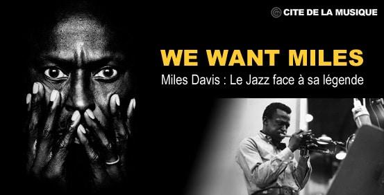 Miles Davis  est à l'honneur à la Cité de la Musique