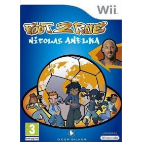 Test Flash Wii : Nicolas Anelka se met au Foot 2 Rue !