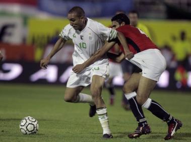 Algérie Egypte : Match sous haute tension
