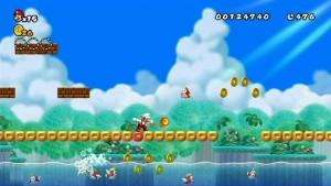 Le nouveau Mario s'écoule à 600 000 exemplaires en deux jours !