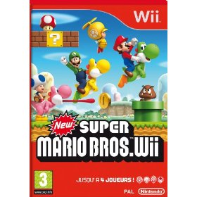 Test de New Super Mario Bros Wii : Retour au TOP