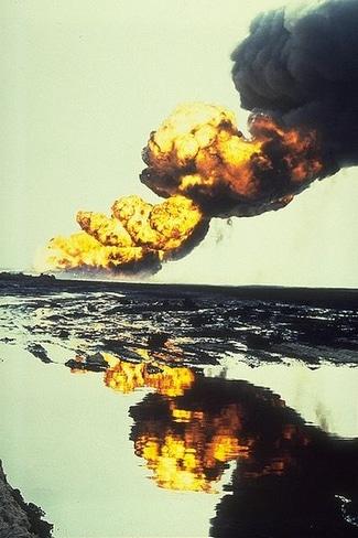 Catastrophe écologique en mer de Timor