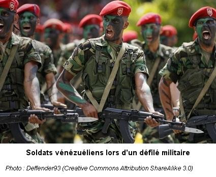 Nouvel incident à la frontière entre le Venezuela et la Colombie
