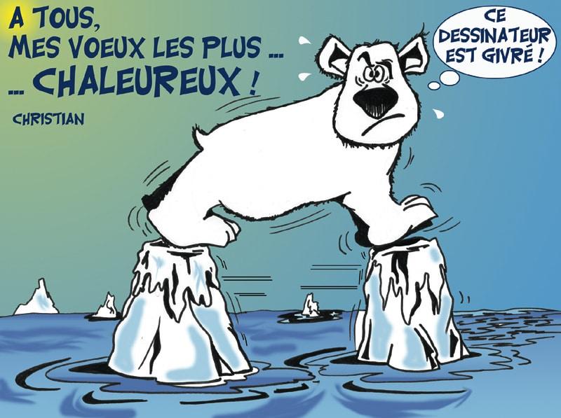 MEILLEURS VOEUX !