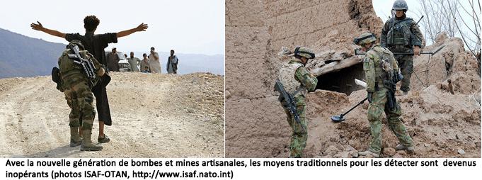 Afghanistan : le coût du soldat « coalisé » avoisine les 354000 euros par an…