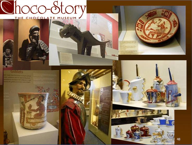 ChocoStory, le musée du Chocolat de Paris…