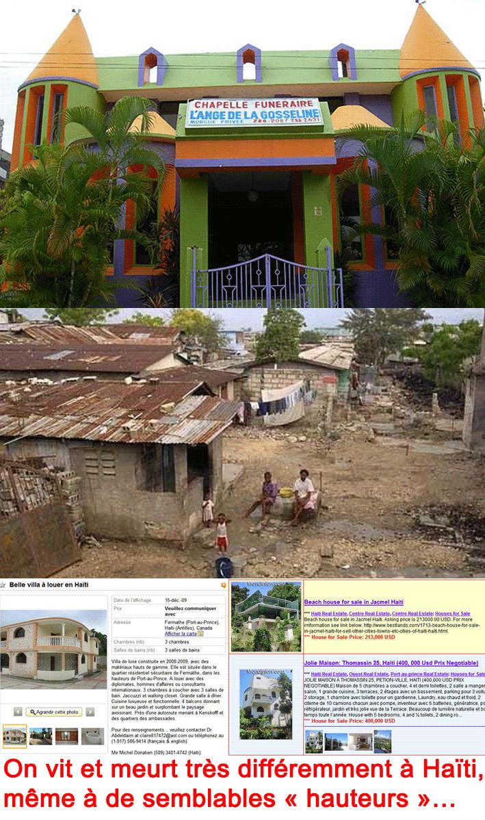 Secourir Haïti… avec discernement…