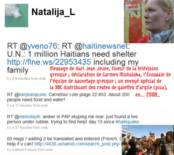 Haïti : Cocorico sur les décombres !