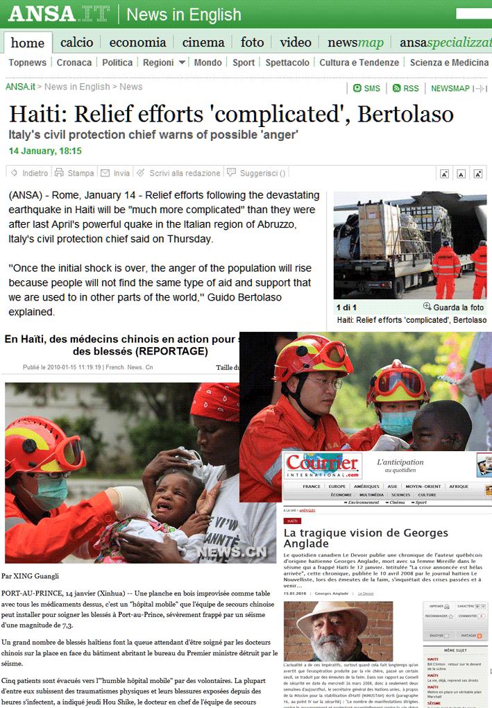 Haïti : le pourquoi d'un tel déploiement militaire…