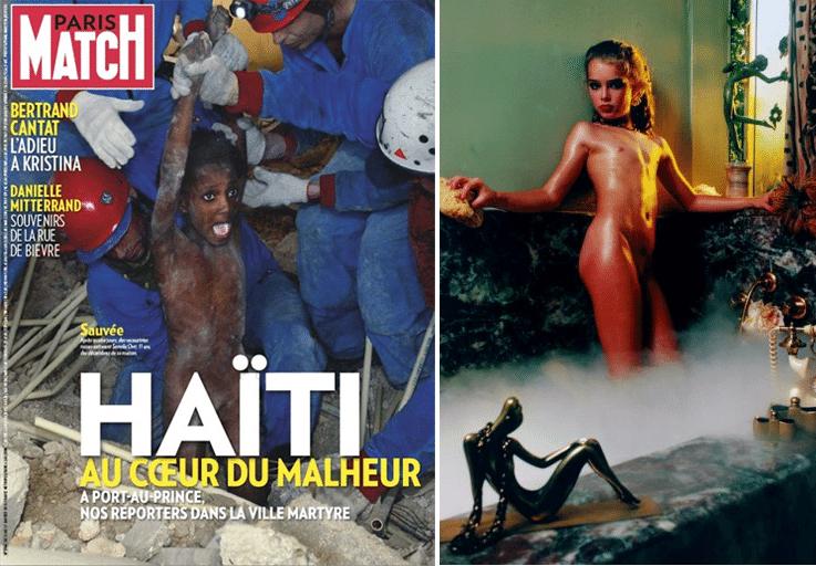 Haïti : le choc des photos