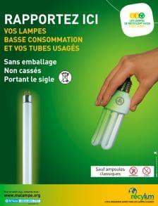 Les ampoules à basse consommation sont-elles dangereuses ?
