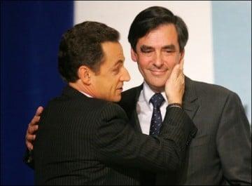 Sortie d'un livre sur le couple Sarkozy Fillon