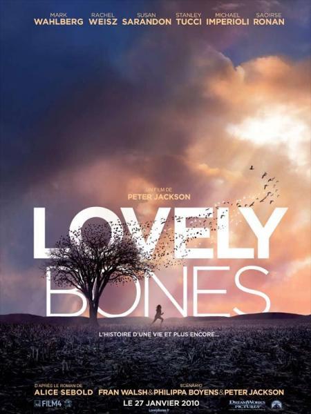 «Lovely Bones» ou l'histoire d'un ange…