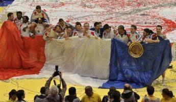 Equipe de France de Handball, le merveilleux Triplé !