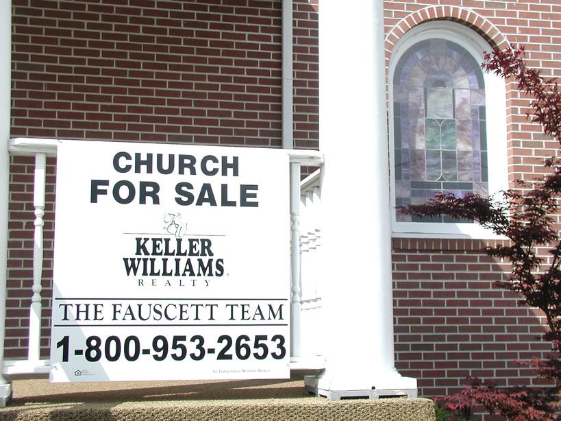 Eglises à vendre