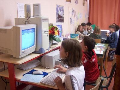 L'informatique à l'école