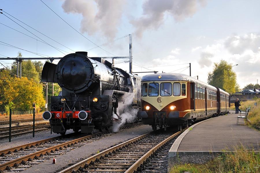 Mulhouse, un rendez-vous incontournable pour les passionés du train !