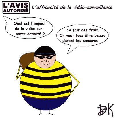 La vidéo protection remplace la vidéosurveillance