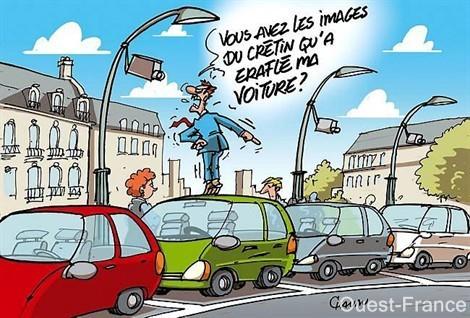 Valenciennes quand la vid o surveillance remplace la for Dans ma ville on traine
