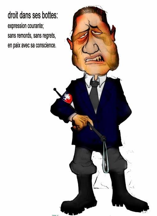 Guillon vs Besson…taupe de Le Pen et Mata-Hari politique !