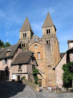 Conques, grand site de France