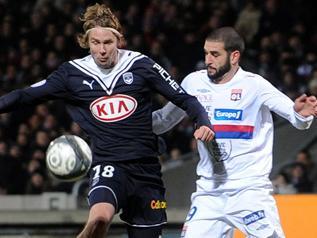 Ligue des Champions: Olympique Lyonnais-Girondins de Bordeaux !