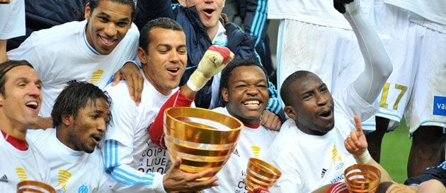 Coupe de la ligue : Jolie victoire pour Marseille