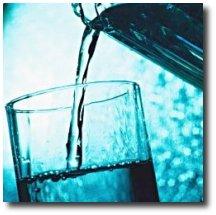 L'eau est vitale pour la santé.
