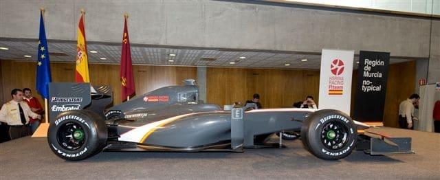 Présentation officielle de la nouvelle Hispania F1