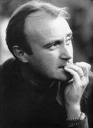 Le courage de Phil Collins.