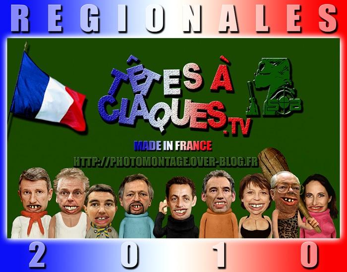 LES REGIONALES 2010 !