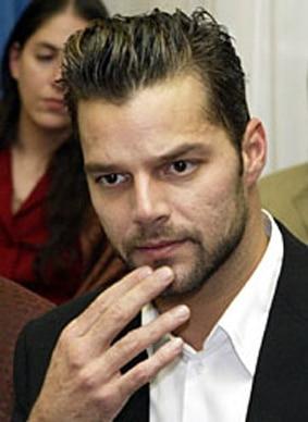 Ricky Martin parle de son homosexualité