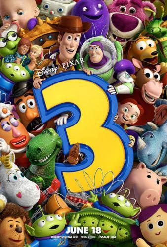 Toy Story 3: la revanche des jouets!