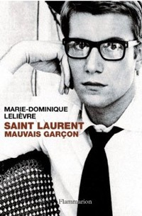 Yves Saint Laurent Le Livre Qui Derange Come4news
