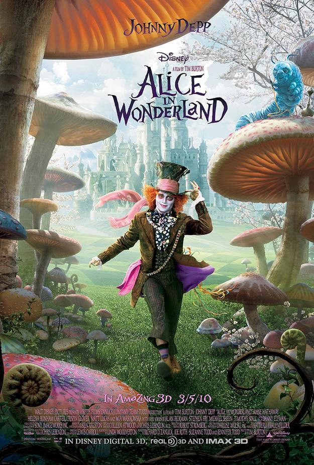 Alice et son soi-disant Pays des Merveilles