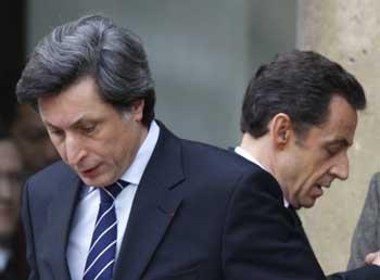 Sarkozy-De Carolis, histoire d'une guéguerre.