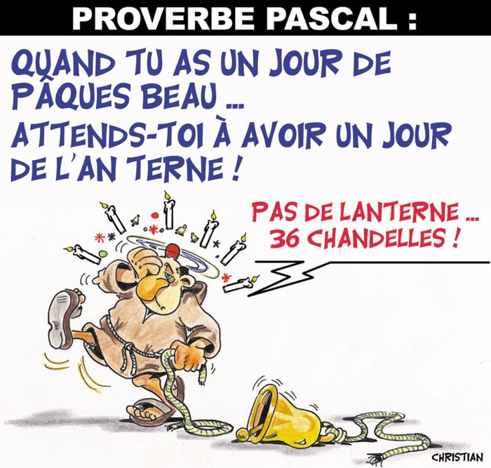 PROVERBE PASCAL …