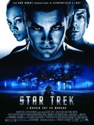 STAR TREK : film de JJ abrams, à voir !