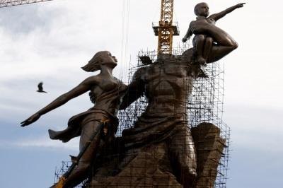 Sénégal, une statue controversée