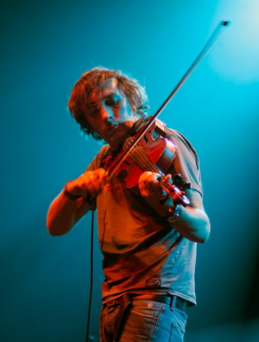Yann Tiersen : son prochain album : DUST LANE