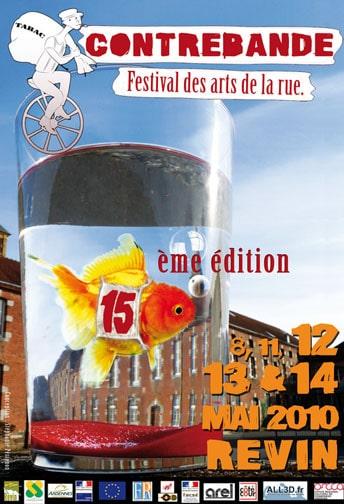 A Revin, le festival Contrebande