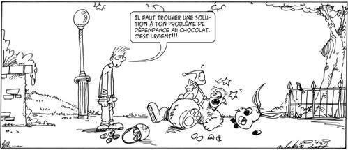 Calculer votre âge grâce….au chocolat !
