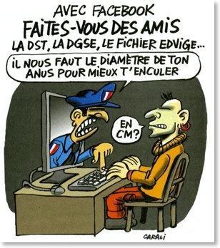 Sarkozy instaure une politique concertée de réduction des libertés individuelles.