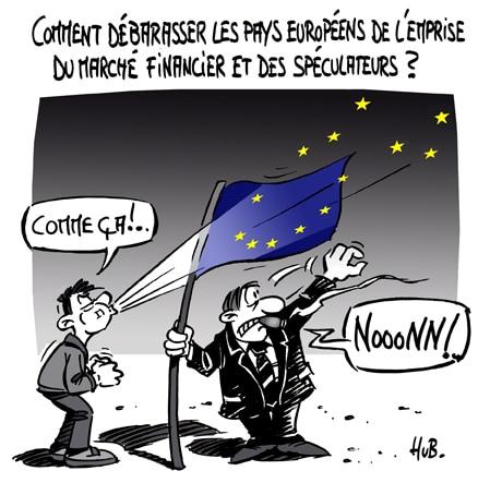 Un vent de liberté soufflera-t-il sur l'Europe?