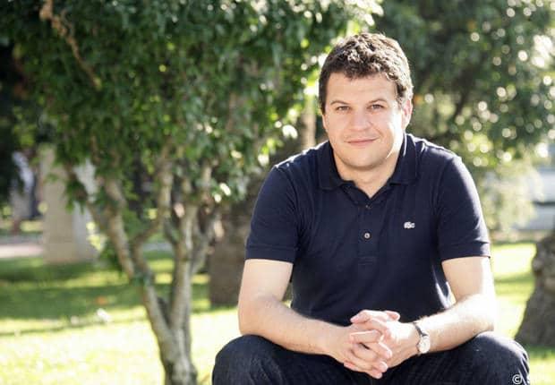 Guillaume Musso : L'homme de papier.