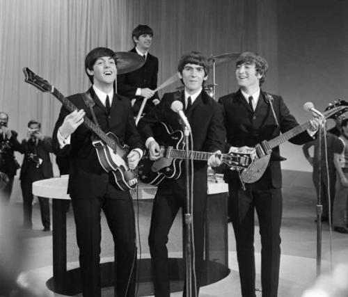 Quand les Beatles ressurgissent…