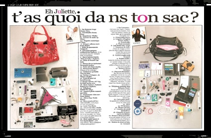 Magazine «féminin»: quel monde de stupiditéS….