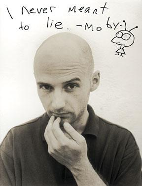 Moby, la reconversion musicale!