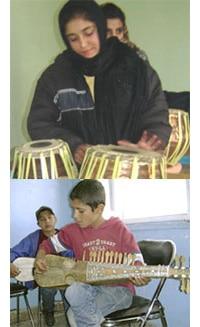 La musique revient à Kaboul