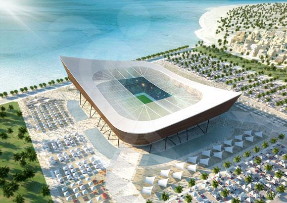 Exclu : présentation des stades qataris pour la Coupe du monde 2022 de football